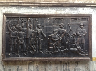 Murals of the French occupation of Vietnam